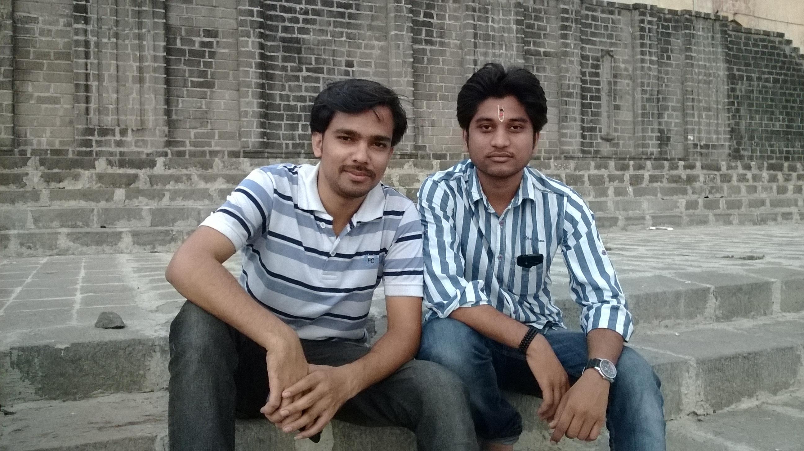 Chetan and Sagar